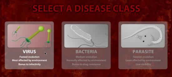 Schermschot van Pandemic II
