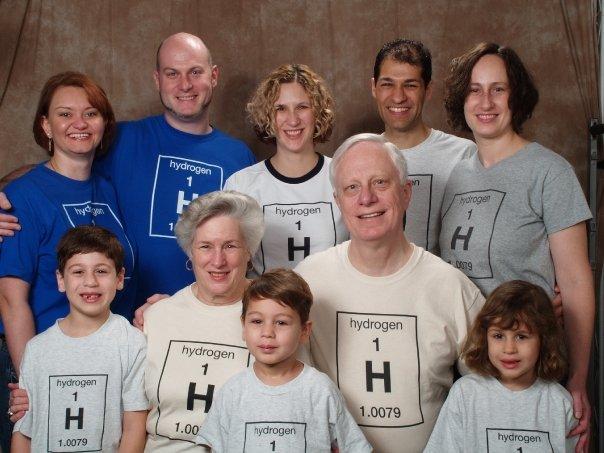Hydrogen familiefoto